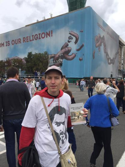 ВСД-2017, Майдан Незалежности: Михайло Агафонов