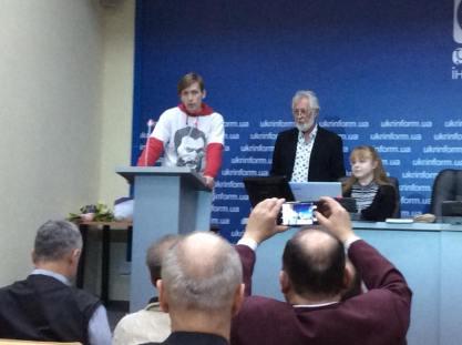 Михаил Агафонов, Петр Винс, Анастасия Бубеева
